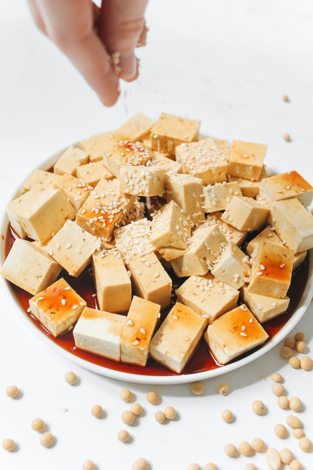 Tofu als Fleischersatz?