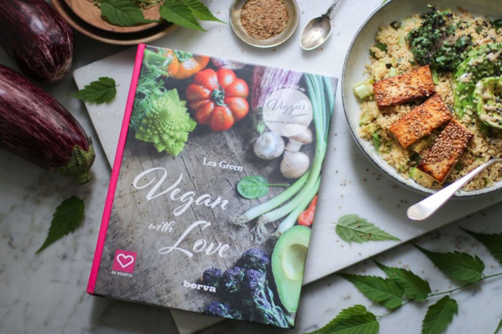 Vegan with Love Buchcover