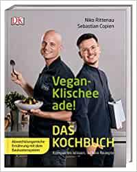 Vegan Klischee ade Kochbuch Cover