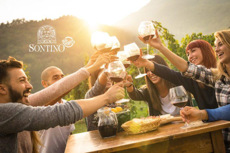 Vegan Grillen mit Freunden und Wein
