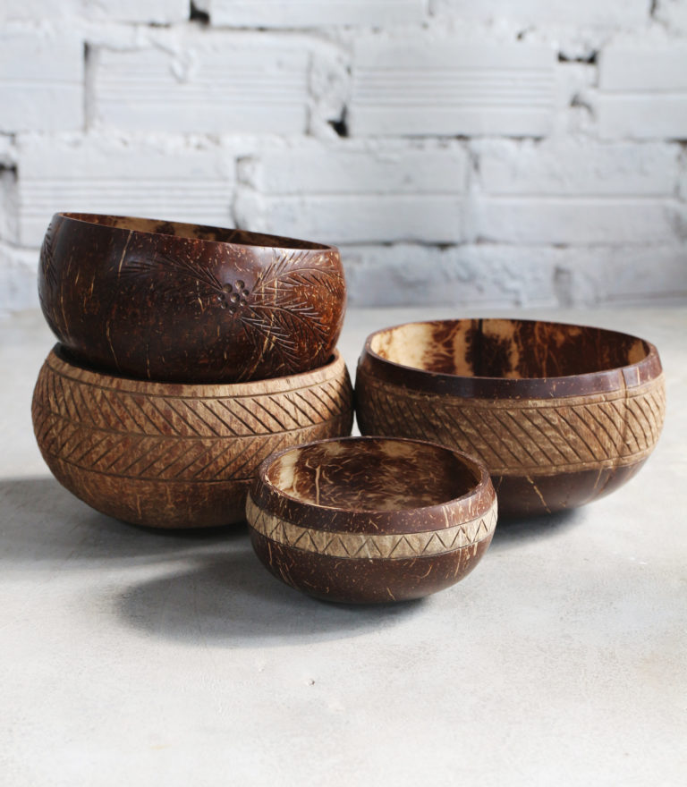 Less waste Cocos Bowls