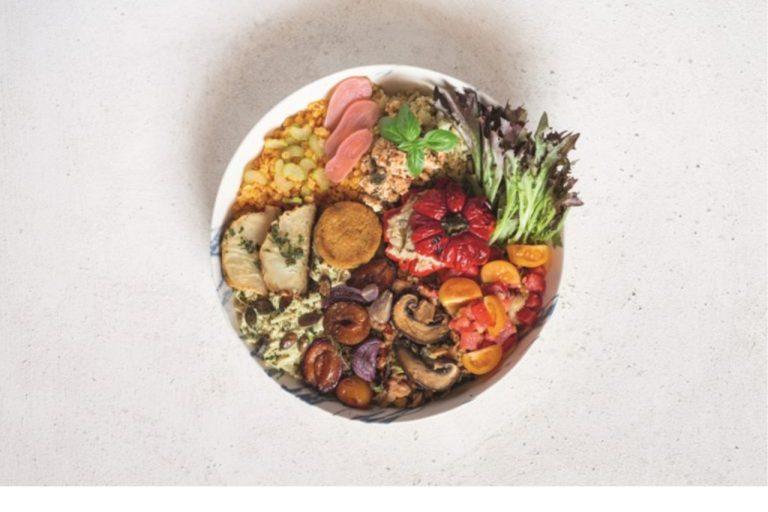 Rezeptbild Reste-Bowl aus Zero Waste Küche