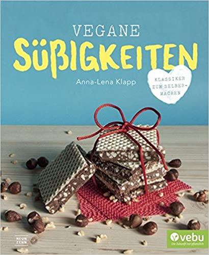 Vegane Süßigkeiten Buchcover