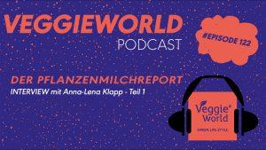 """Podcast Ttelbild zu """"Pflanzenmilchreport"""""""