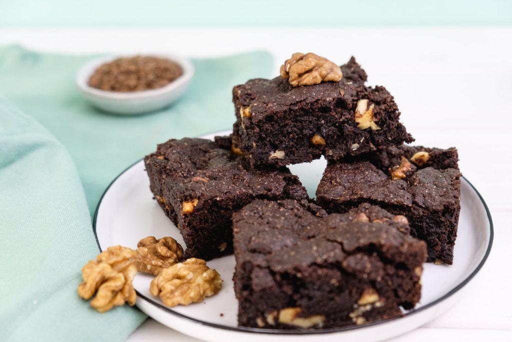 Vegane Schoko Brownies