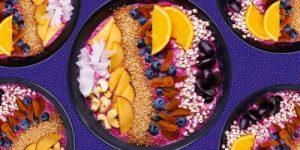 Vegane Smoothiebowl VeggieWorld Titelbild
