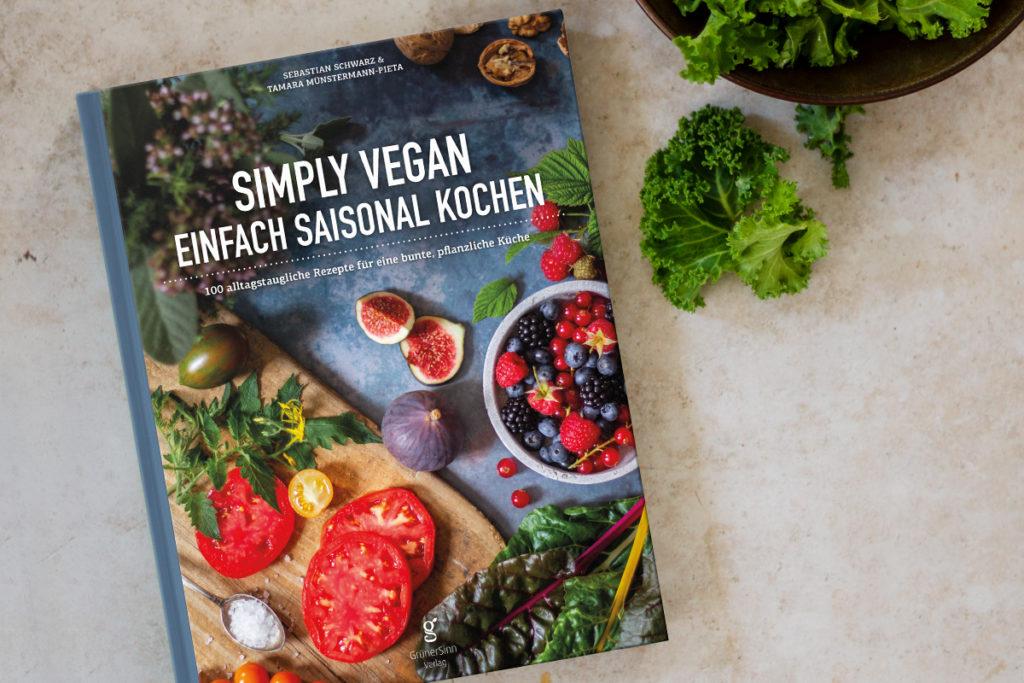 Lebkuchen-Zimtschnecken aus Simply Vegan Einfach saisonal kochen