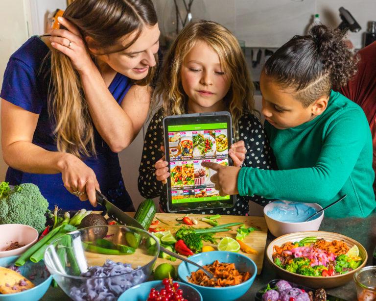 Vegan werden Symbolbild zur Veggie Challenge