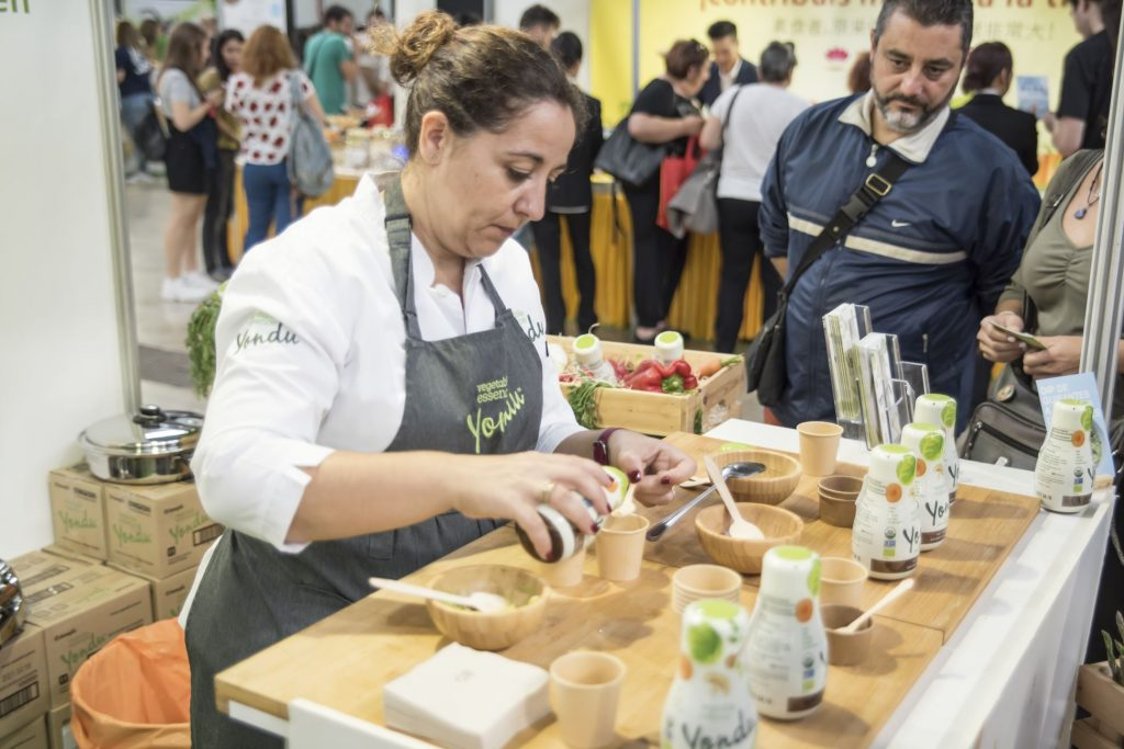 VeggieWorld Barcelona 2019 Aussteller