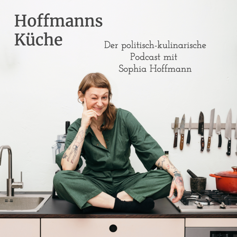 """""""Hoffmanns Küche"""" Podcast Cover"""