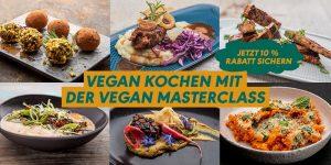 Rezeptbilder aus der Vegan Masterclass