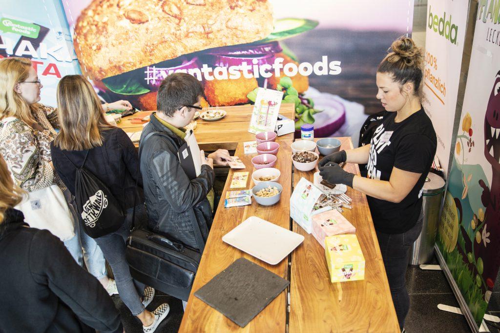 Vanstastic Foods auf der VeggieWorld Dortmund 2019