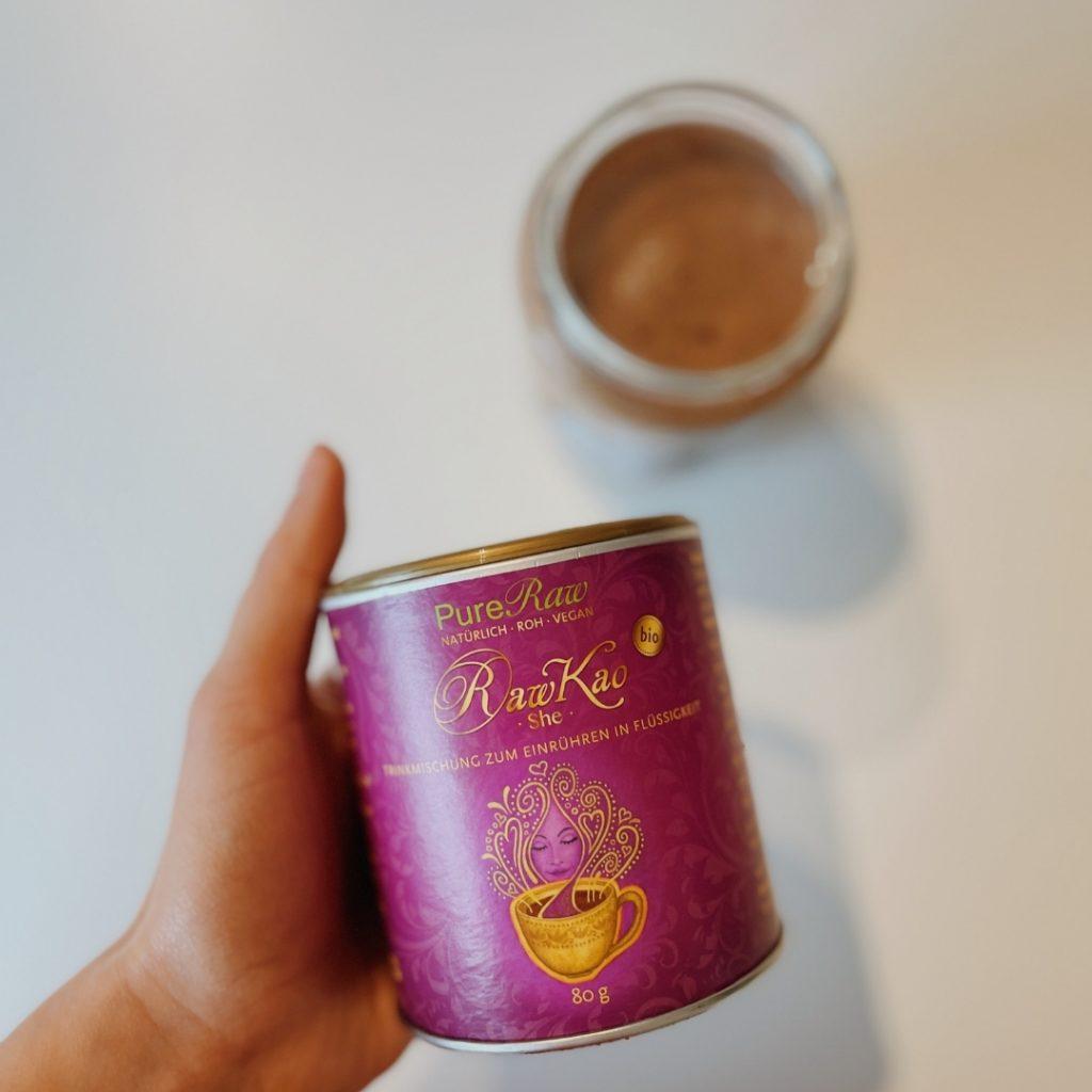 Vegane Produktneuheit 2021 von PureRaw Kakao
