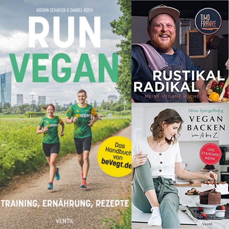 Vegane Buch Neuheiten 2021