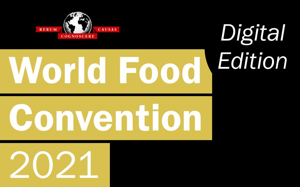 Logo der World Food Convention 2021