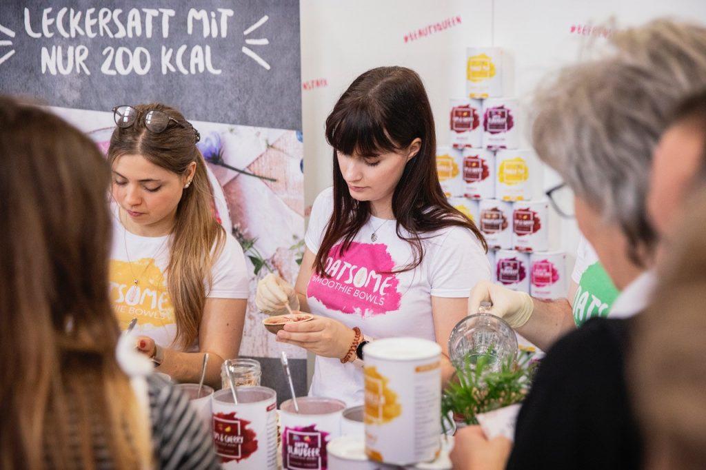 Aussteller auf der VeggieWorld Köln 2019