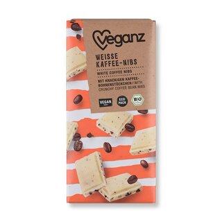Produktbild BIO VEGANZ WEISSE KAFFEE-NIBS: Vegane Produkte August